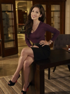 Sarah Shahi in USA&#8217;s &#8220;Fairly Legal,&#8221; 2011