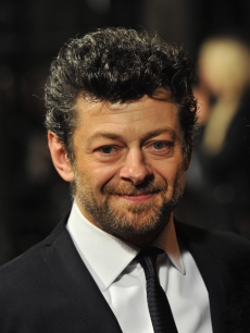 Andy Serkis attends the 54th BFI London Film Festival Awards at LSO St Lukes in London on October 27, 2010