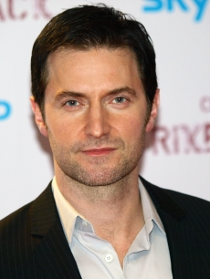 "Richard Armitage arrives for the world premiere of ""Strike Back"" in London on April 15, 2010"
