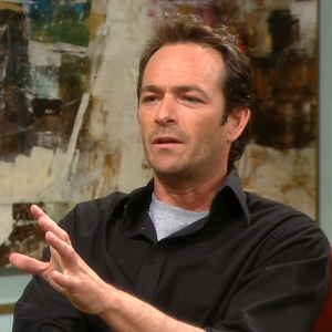 Access Hollywood Live: Luke Perry Compares MTV's Racy 'Skins' With 'Beverly Hills, 90210'