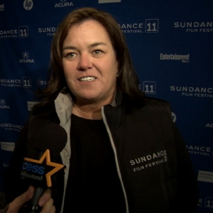 2011 Sundance Film Festival: Rosie O'Donnell Praises Chaz Bono's 'Brave' Journey In 'Becoming Chaz'