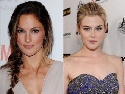 Minka Kelly / Rachael Taylor 
