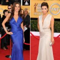 Sofia Vergara/Eva Longoria at the 2011 SAG Awards