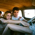 Kristen Stewart and Garrett Hedlund in &#8220;On The Road&#8221;