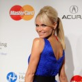 Kristin Chenoweth arrives at the 2011 MusiCares Person of the Year Tribute to Barbra Streisand held at the Los Angeles Convention Center on February 11, 2011