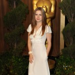 Amy Adams arrives at the 83rd Academy Awards nominations luncheon held at the Beverly Hilton Hotel in Beverly Hills, Calif. on February 7, 2011