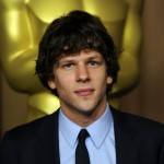 """The Social Network's"" Jesse Eisenberg arrives at the 83rd Academy Awards nominations luncheon held at the Beverly Hilton Hotel, Beverly Hills, February 7, 2011"