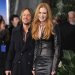 "Keith Urban and Nicole Kidman attend the premiere of ""Just Go With It"" at the Ziegfeld Theatre in New York City on February 8, 2011"