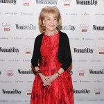 Barbara Walters attends Woman&#8217;s Day Red Dress Awards at Jazz at Lincoln Center in NYC, on February 8, 2011