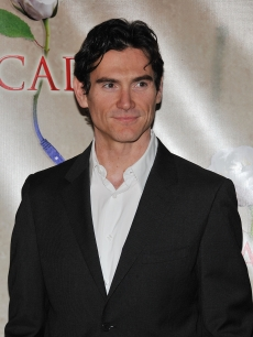 "Billy Crudup attends Broadway's ""Arcadia"" cast photocall at the 890 Rehearsal Studios in NYC on February 4, 2011"