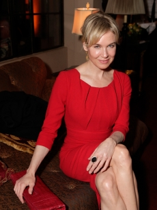 "Renee Zellweger attends the Audi celebrates ""The King's Speech"" awards season party held at Chateau Marmont in Los Angeles on February 7, 2011"