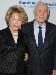 Kirk & Anne Douglas On Son Michael Douglas: He Is 'Doing Fine' (February 10, 2011)