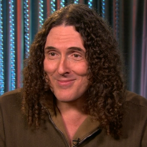 Weird Al Yankovic Talks New Book, 'When I Grow Up'