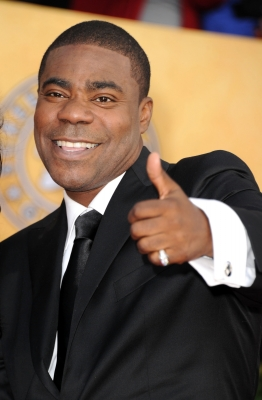 Tracy Morgan arrives at the 17th Annual Screen Actors Guild Awards held at The Shrine Auditorium, Los Angeles, January 30, 2011