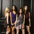 "The ladies of ABC Family's ""Pretty Little Liars"""