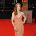 Amy Adams attends the 2011 Orange British Academy Film Awards at The Royal Opera House on February 13, 2011 in London, England