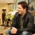 Peter Facinelli stops by Access Hollywood Live on February 25, 2011