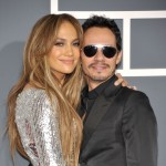 Jennifer Lopez and Marc Anthony arrive at The 53rd Annual Grammy Awards held at Staples Center in Los Angeles on February 13, 2011