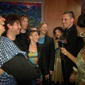 2011 Grammy Awards Backstage: Arcade Fire - 'We Got All The Underdog Votes' To Win Album Of The Year
