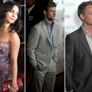 Vanessa Hudgens &amp; Alex Pettyfer&#8217;s &#8216;Beastly&#8217; Premiere