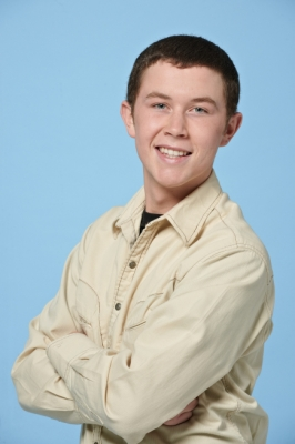"""American Idol"" Season 10 Top 24 contestant Scott Mcreery"