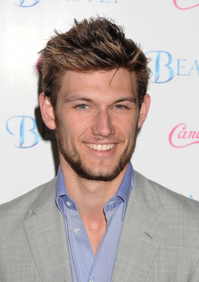Alex Pettyfer arrives at the &#8220;Beastly&#8221; at The Grove in Los Angeles on February 24, 2011