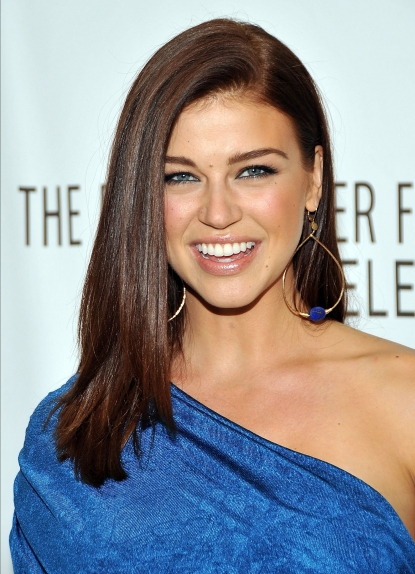 "Adrianne Palicki attends the Fall 2010 PaleyFest TV Preview of the Fox television show ""Lone Star"" at the Paley Center For Media in Beverly Hills, Calif. on September 13, 2010"