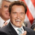 Arnold Schwarzenegger wins the California governor's race again!
