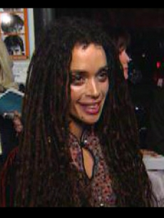 Lisa Bonet blurb