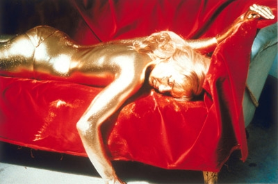 Shirley Eaton in 'Goldfinger' (1964)