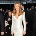 Celine Dion arrives at the 83rd Annual Academy Awards held at the Kodak Theatre in Hollywood, Calif. on February 27, 2011