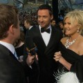 2011 Academy Awards Red Carpet: Hugh Jackman Getting Pumped Up For &#8216;The Wolverine&#8217;