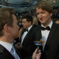 2011 Academy Awards Red Carpet: Tom Hooper Gets The Royal Seal Of Approval For &#8216;The King&#8217;s Speech&#8217;