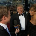 2011 Academy Awards Red Carpet: Donald Trump Jokes He&#8217;s &#8216;A Little Bit Upset&#8217; By Wife Melania&#8217;s Comments On &#8216;Access Hollywood Live&#8217;