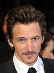 Best Supporting Actor nominee John Hawkes arrives at the 83rd Annual Academy Awards held at the Kodak Theatre in Hollywood, Calif., on February 27, 2011