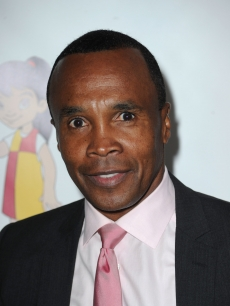 Sugar Ray Leonard arrives at the Padres Contra El Cancer&#8217;s 25th Annual Gala at The Hollywood Palladium, Hollywood, on September 23, 2010
