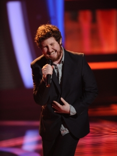 "Casey Abrams performs the Screamin' Jay Hawkins classic ""I Put A Spell On You"" on ""American Idol,"" March 1, 2011"