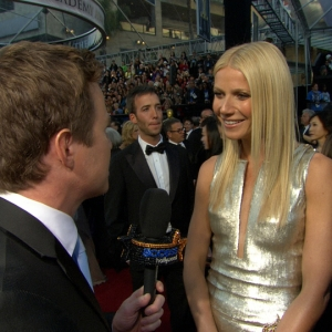 2011 Academy Awards Red Carpet: Is Gwyneth Paltrow Planning To Release A Solo Album?