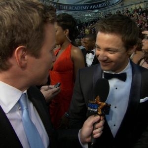 2011 Academy Awards: Jeremy Renner Talks 'Mission: Impossible' - Tom Cruise Is A 'Generous' & 'Tremendous Dude'