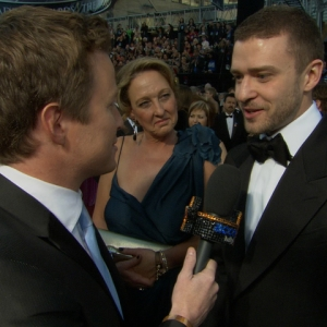 2011 Academy Awards Red Carpet: Justin Timberlake - 'The Social Network' Is A 'Rare Film'