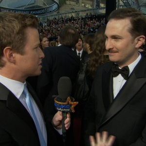 2011 Academy Awards Red Carpet: Darren Aronoksky - The Success Of 'Black Swan' Is 'Awesome'