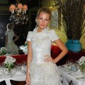 Blake Lively attends an intimate dinner in her honor hosted by Chanel at La Grenouille, NYC, on March 2, 2011