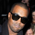 Kanye West attends the Sonia Rykiel Ready to Wear Autumn/Winter 2011/2012 show during Paris Fashion Week at Pavillon Concorde in Paris, France, on March 5, 2011