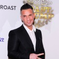 """Jersey Shore"" star Mike ""The Situation"" Sorrentino attends the Comedy Central Roast of Donald Trump at the Hammerstein Ballroom in NYC, on March 9, 2011"