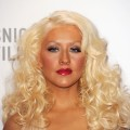 Christina Aguilera arrives at the opening Gala and 'Unmasking' for the Resnick Pavilion at LACMA on September 25, 2010 in Los Angeles