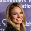 Kristen Bell arrives at the 19th Annual &#8220;A Night At Sardi&#8217;s&#8221; benefitting the Alzheimer&#8217;s Association, at the Beverly Hilton Hotel in Beverly Hills, Calif. on March 16, 2011 