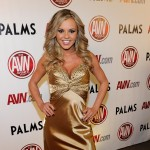 Bree Olson arrives at the 28th annual Adult Video News Awards Show