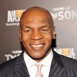 Mike Tyson attends the &#8220;Taking on Tyson&#8221; New York premiere at Gansevoort Park Avenue, NYC, on March 2, 2011