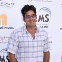 Charlie Sheen attends the Silver Spoon Emmy suite at Maloof Estate on September 17, 2009 in Beverly Hills