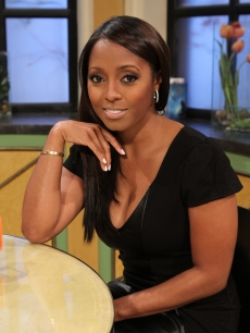 Keisha Knight Pulliam from &#8220;Tyler Perry&#8217;s House of Payne&#8221; stops by Access Hollywood Live on March 3, 2011